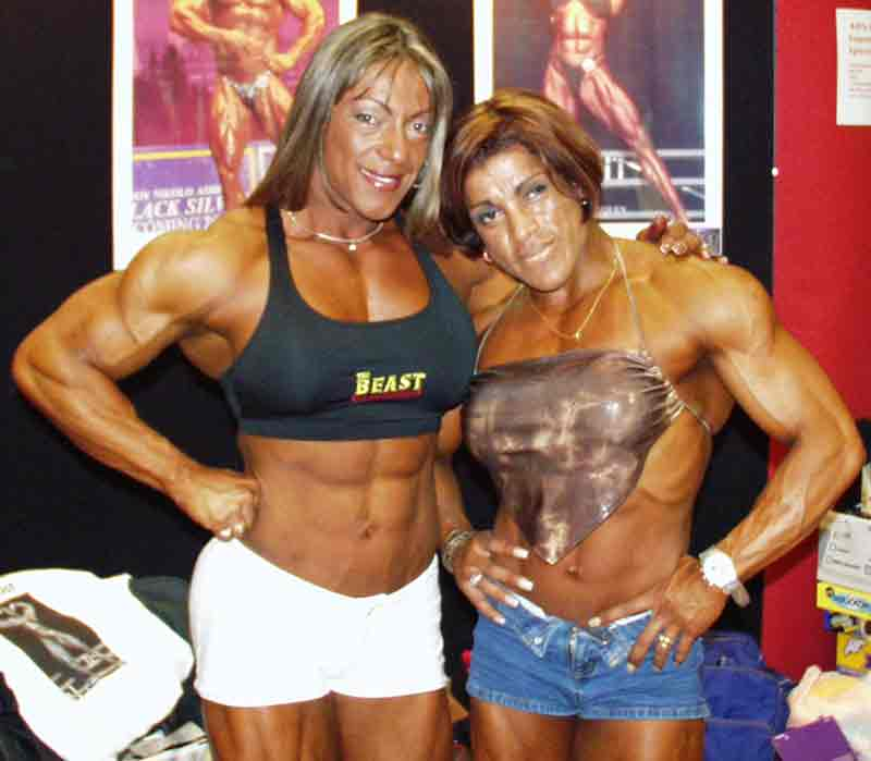 Mujeres Musculosas 9