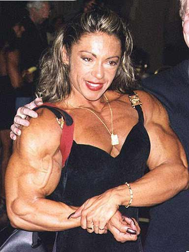 Mujeres Musculosas 16