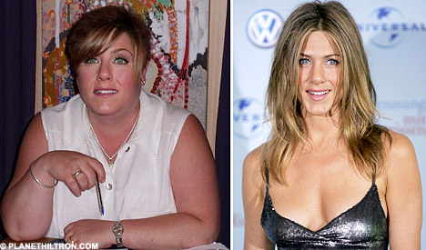 Vida real jennifer aniston