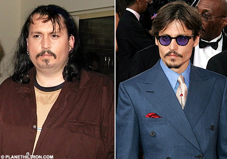 Vida real johnny depp