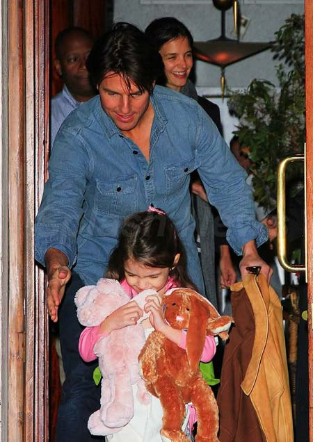 Tom cruise familia 10