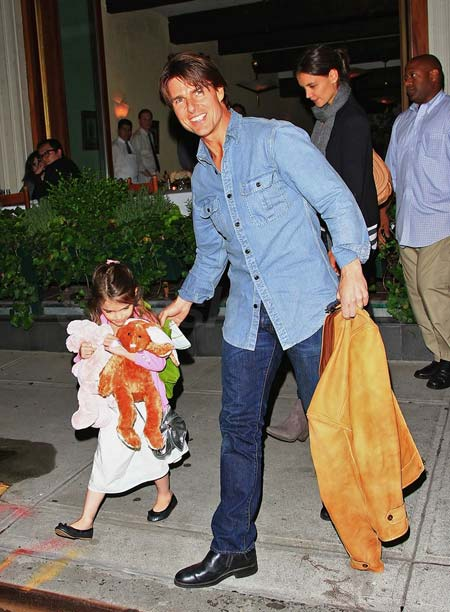 Tom cruise familia 11