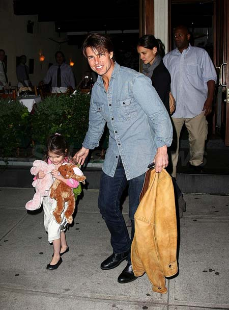 Tom cruise familia 13