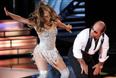 MTV 2010 jennifer lopez tom cruise