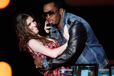MTV anna kendrick sean combs