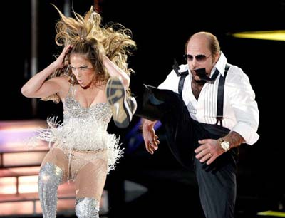 MTV jennifer lopez tom cruise 3