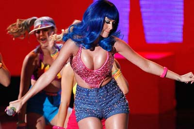MTV katy perry 4