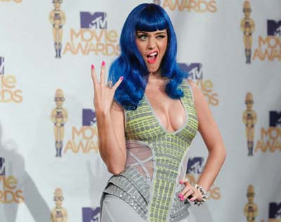 MTV katy perry 3