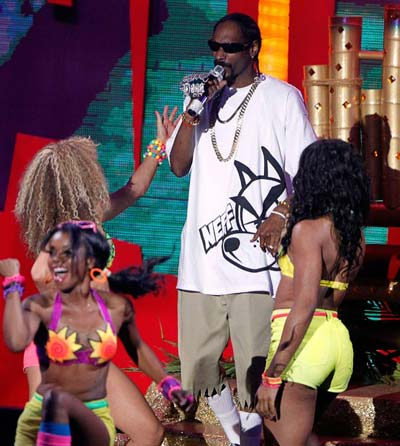 MTV snoop dogg
