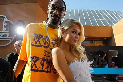 MTV snoop dogg paris hilton