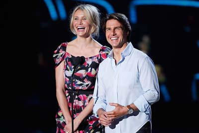 MTV tom cruise cameron diaz