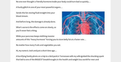 Flat Belly Detox – Revenue Crushing Weight Loss Offer For 2019!