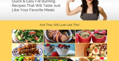 Metabolic Cooking – Fat Loss Cookbook