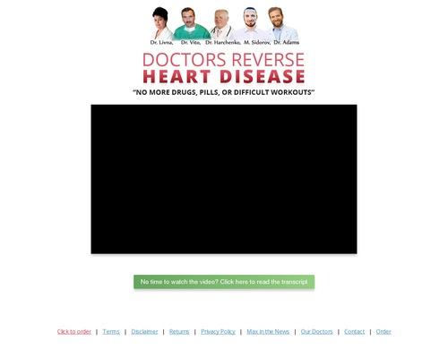 First Heart Disease Program On Market! Get Ready For An Avalanche!