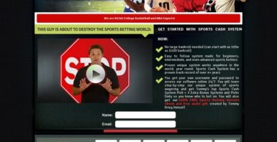 Sports Cash System – Sick Recurring Conversions