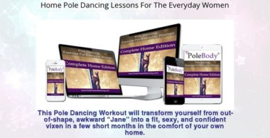 Pole Dancing Classes Online – Hot Trend, Low Competition