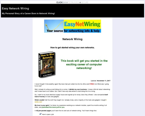 Easy Network Wiring