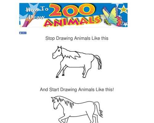 Howtodrawanimals.net – How To Draw Animals Step By Step