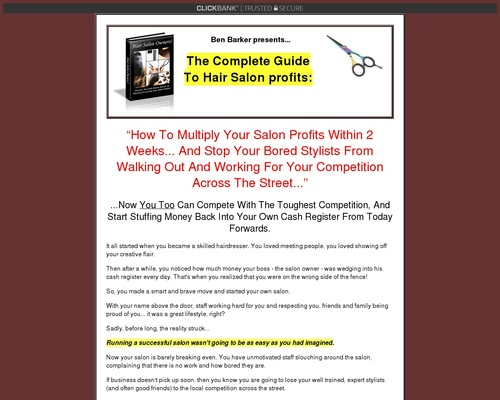 Marketing For Hair Salon Owners