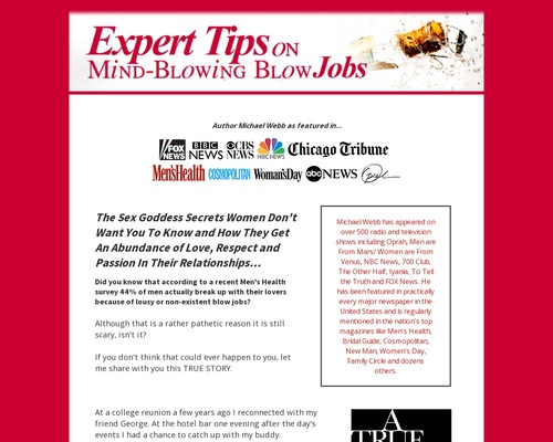 Blow By Blow – Expert Tips On How To Give Mind-blowing Oral Sex Jobs