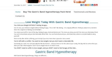 Gastric Band Hypnotherapy