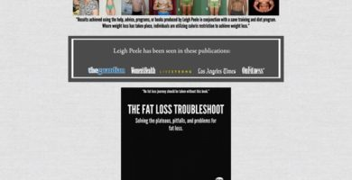 The Fat Loss Troubleshoot – Best Selling Fat Loss Product!