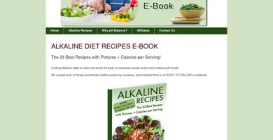 Alkaline Diet Recipes – The 33 Best Recipes With Pictures & Calories