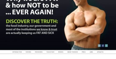The Eco-diet And Fitness Plan