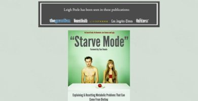 Starve Mode-from The Sellers Of The Fat Loss Troubleshoot