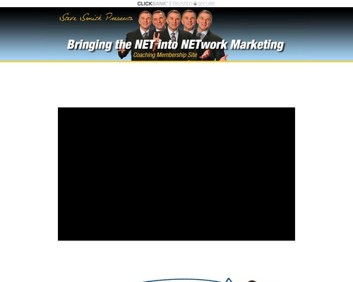 Bringing The Net Into Network Marketing… Ultimate In Lead Generation