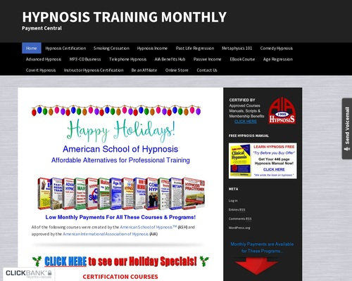 Over 8 Top Ranked Hypnosis Certification Courses And Programs