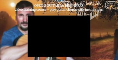 Open G Guitar For Beginners – Easy Guitar Playing