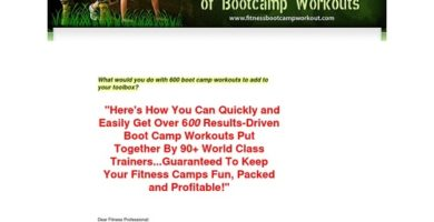 Sure Results:the Ultimate Book Of Bootcamp Workouts