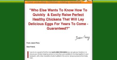 Answers To Raising Chickens – A Complete Guide To Keeping Chickens