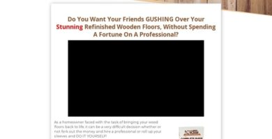 Guide To Sanding And Refinishing Wood Floors