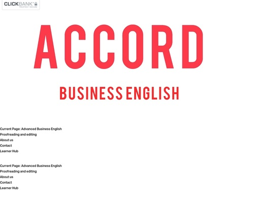 Advanced Business English Course