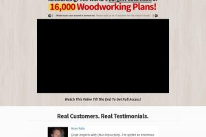 Tedswoodworking – Highest Converting Woodworking Site On The Internet!